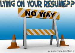 lying-on-your-resume
