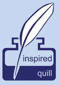 inspired quill logo