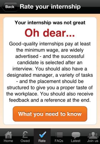 rights of interns app 2