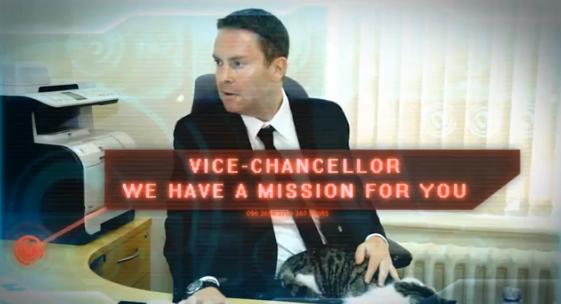 DMU VC Charity Mission