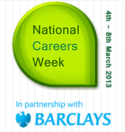 national careers week 2013