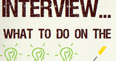 what to do on interview day