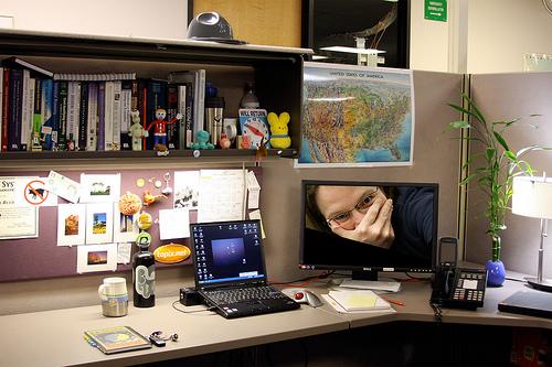 happier office