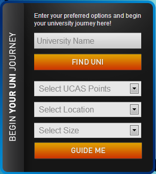 real uni guide intelligent search