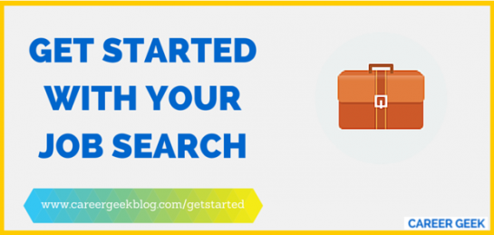 Get Started With Your Job Search