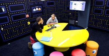 coolblue-office-pacman