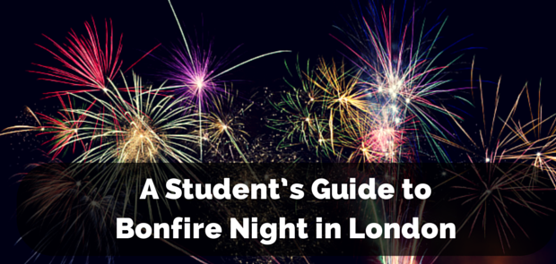 A Student's Guide to Bonfire Night in