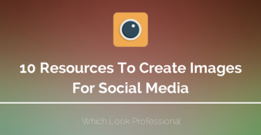 resources to create images for social media