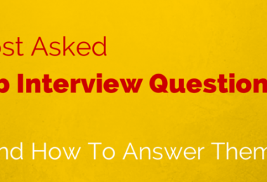 Job interview questions (2)