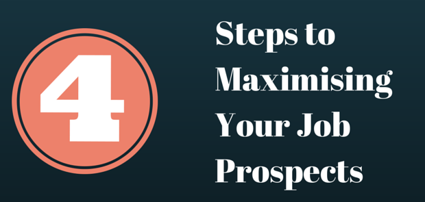Steps to Maximising Your Job Prospects