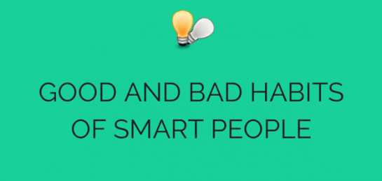 habits of smart people