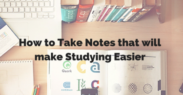 How to Take Notes that