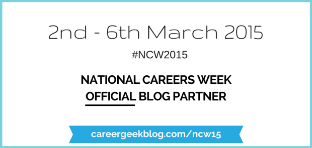 National Careers Week 2015