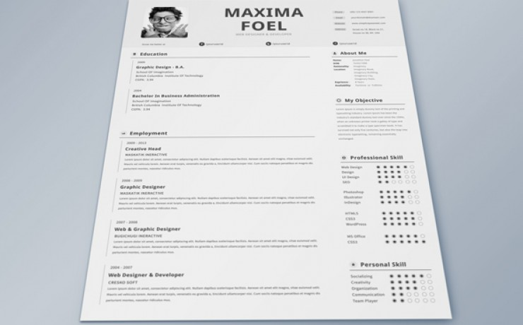 creative resume design professional - Creative Resumes