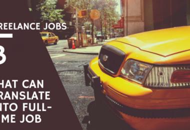 3 freelance jobs