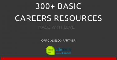 National Careers Week Careers Resources