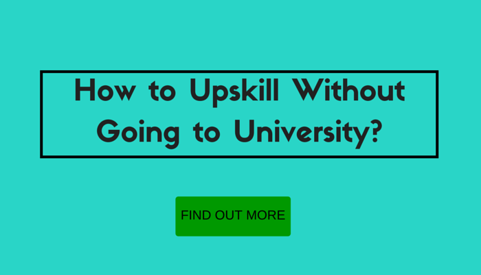 How to Upskill Without Going to