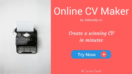 Create A Winning CV Using This Online CV Maker Online CV Maker