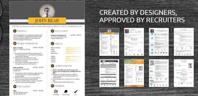build the best resume