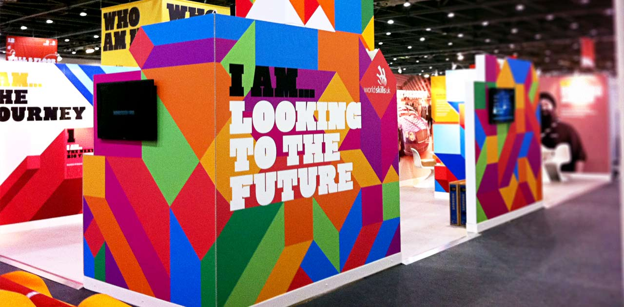 Exhibition Stand Application Form : How to use exhibitions make a name for your business
