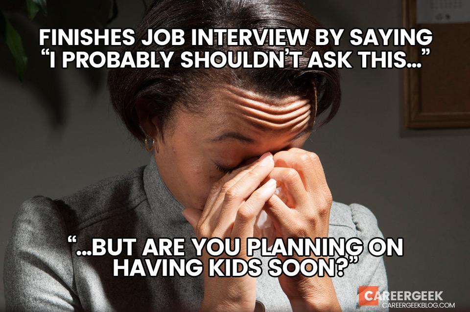 10 great  ie hilarious  u0026 honest  job interview memes