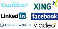 digital footprint, online reputation, social media in recruitment, infographic about jobs, managing e-reputation,
