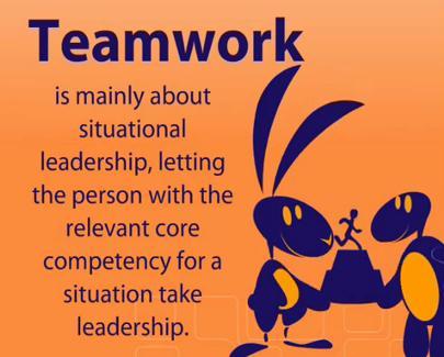 teamwork Teamwork Letter Template on productivity free powerpoint presentation, free background design, certificate street award,