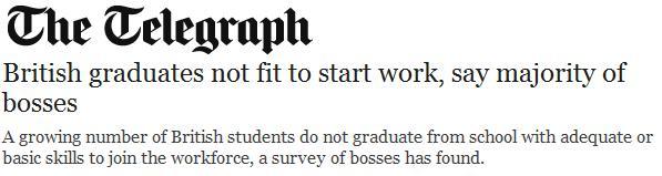 Necessary skills for graduates to get a job