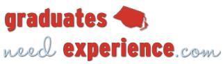 graduates need experience logo
