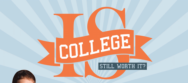 college worth it or not You might think that college is just high school continued, but it's not college opens doors for you that high school doesn't.