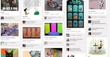 pinterest for jobseekers