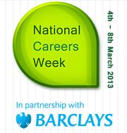 national careers week 2013