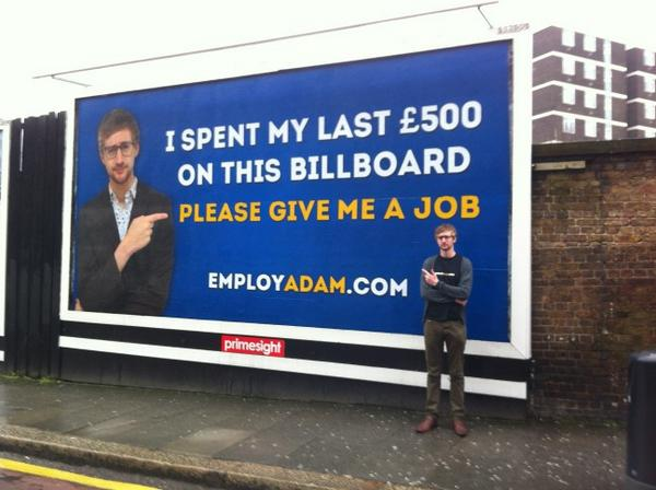 adam pacitti billboard ad