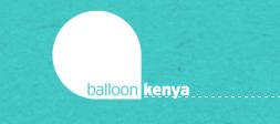 balloon kenya