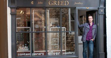 John Greed Jewellery Internship