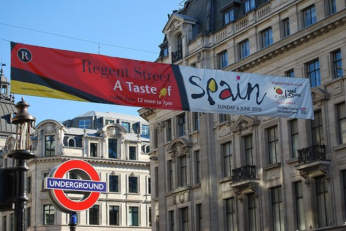 Spanish in London
