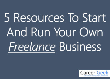 start freelance business