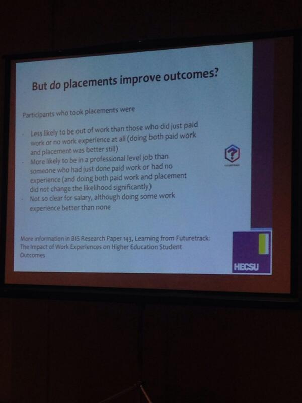 placements help students
