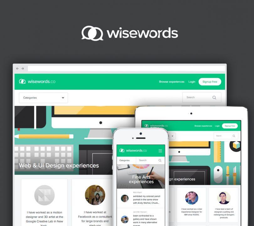 wisewords snapshot