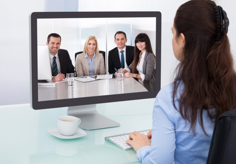 mistakes in video interviews