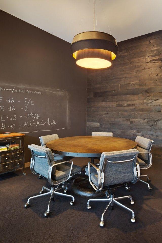 Dropbox interview room