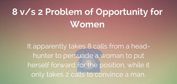 8v2 problem women