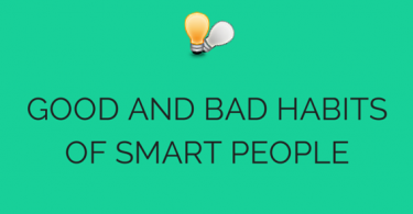 habits of smart people