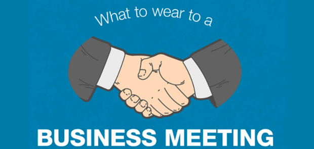 what to wear to business meeting