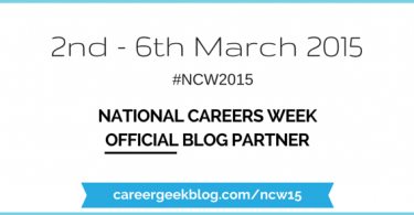 National Careers Week 2015