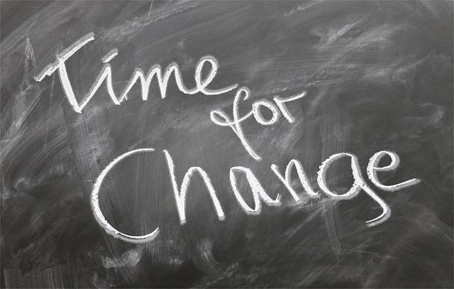 change is necessary in job search