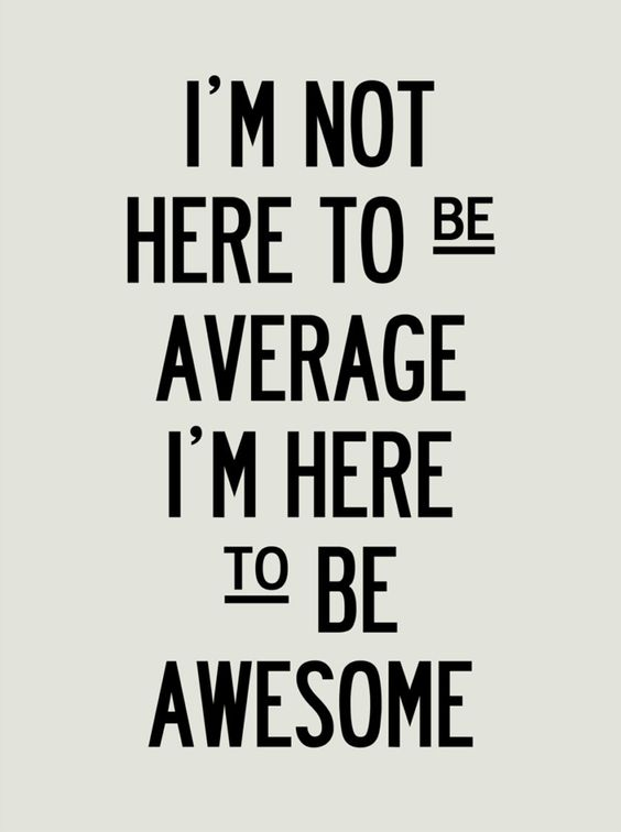 dont-be-average