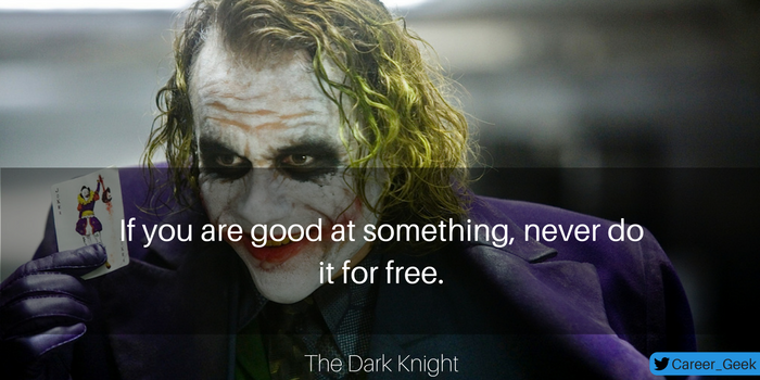the dark knight quote