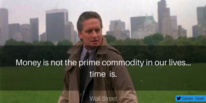 60 Quotes From Your Movie And TV Shows That Will Help Your Career Extraordinary Wall Street Quotes