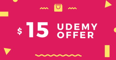 Udemy discounted courses